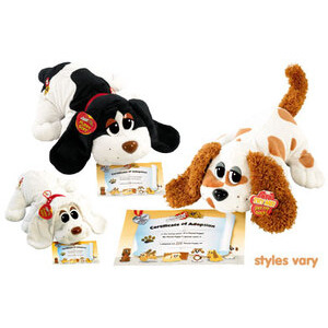 Photo of Pound Puppies - 26CM Happy Tails Toy