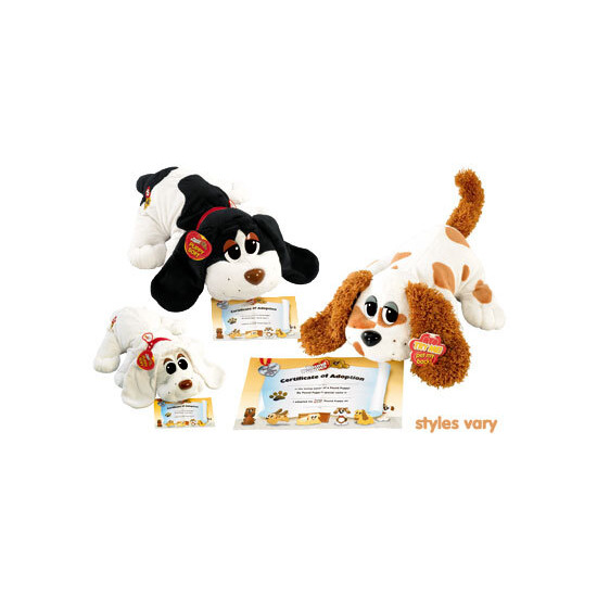Pound Puppies - 26cm Happy Tails