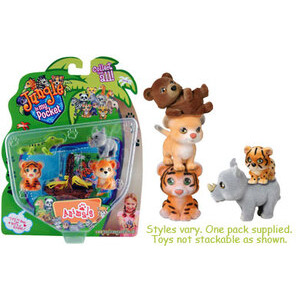 Photo of Jungle In My Pocket - Animals Toy