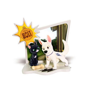 Photo of Disney Bolt - Mini Figure Collectables - Bolt & Mittens Toy