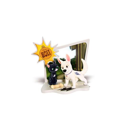 Disney Bolt - Mini Figure Collectables - Bolt & Mittens