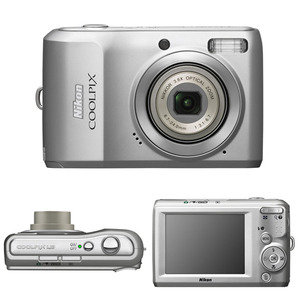 Photo of Nikon Coolpix L19 Digital Camera