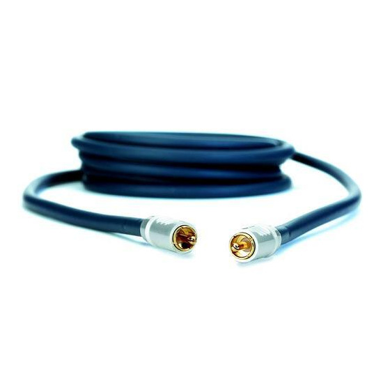 QED ONE Phono to Phono Subwoofer Cable
