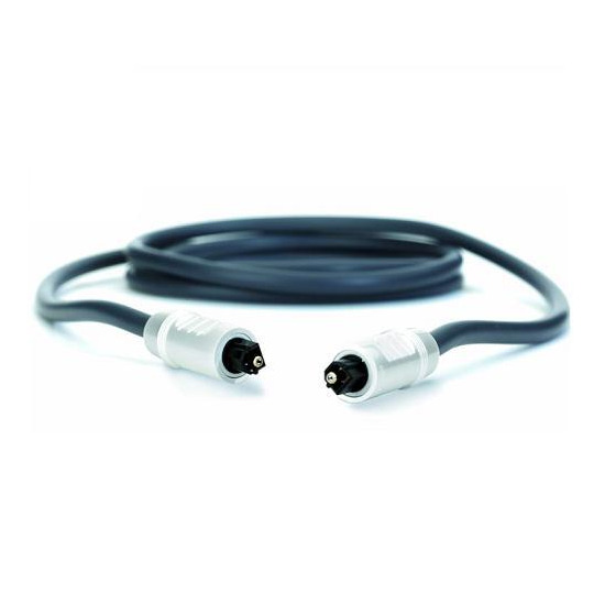 QED ONE Digital Optical TOSLink Cable