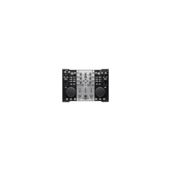 Hercules Steel DJ Console with VirtualDJ DJC 5 Software