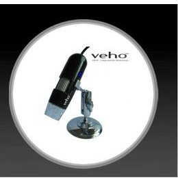 Veho Discovery USB Microscope with 400x Magnification Reviews