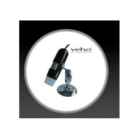 Veho Discovery USB Microscope with 400x Magnification