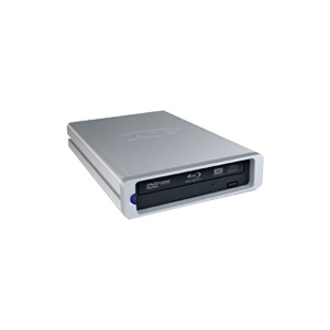 Photo of LaCie D2 External Blu-Ray Drive DVD Rewriter Drive