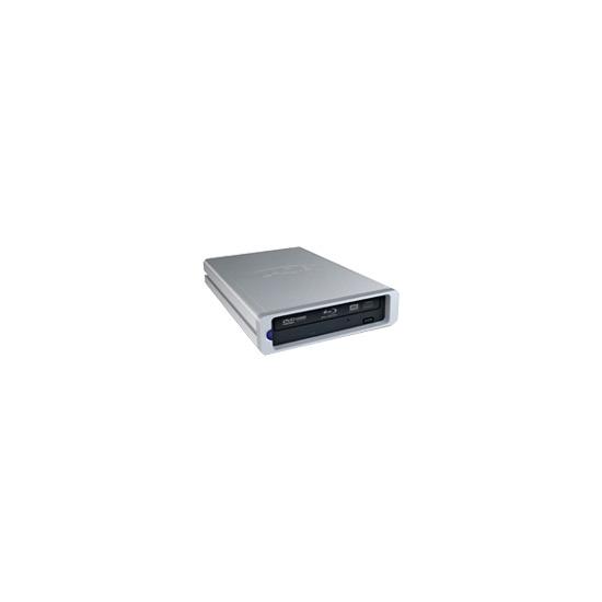 LaCie d2 external Blu-ray Drive