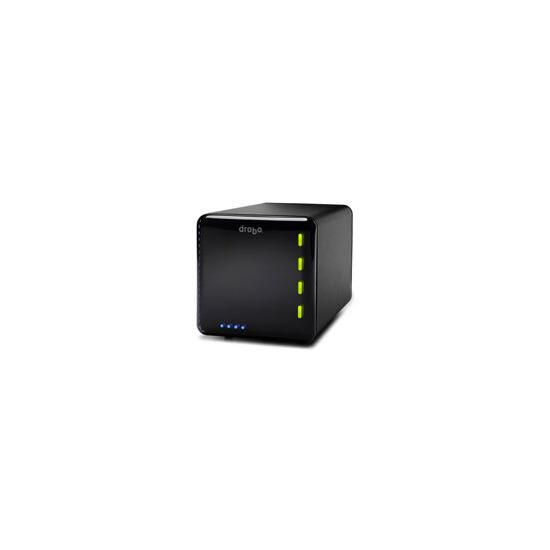 Drobo 4 Bay FW800+USB2.0 Storage Array + 2 WD Caviar GP SATA 1TB Drives
