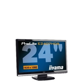 "Iiyama Pro Lite E2407HDS-1 - LCD display - TFT - 24"" Reviews"