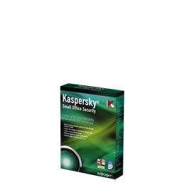 Kaspersky Small Office Security Software 5 PCs and 1 FileServer 1 Year