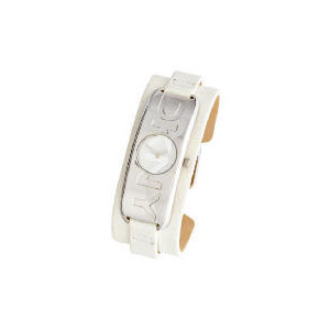 Photo of DKNY Ladies White Half Cuff Watch Jewellery Woman