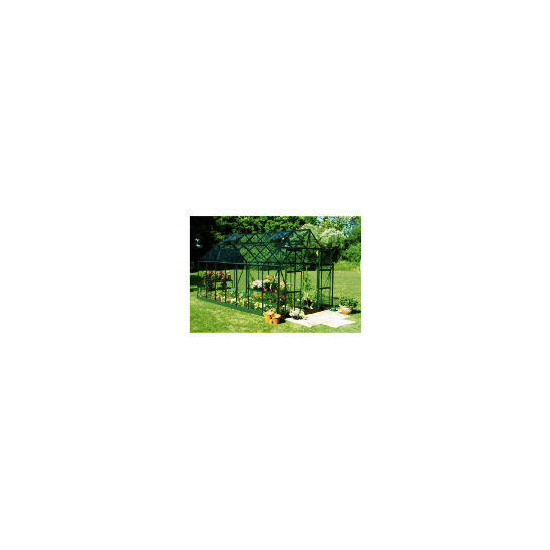 Green Frame Magnum 14x8 Horticultural Glass