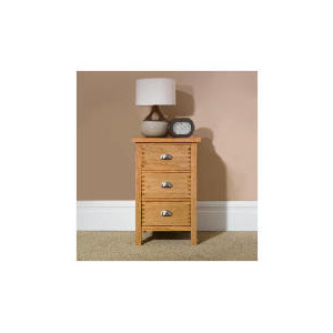 Photo of Oakland 3 Drawer Bedside Chest Furniture