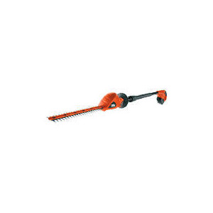 Photo of Black and Decker 18V Pole Hedge Trimmer GTC800-GB Garden Equipment