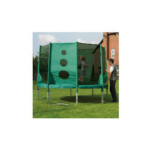 Photo of TP 10FT Activo Trampoline With Surround Toy