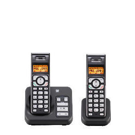 Tesco ARC411 Cordless Digital Telephone Twin Pack with answering machine Reviews
