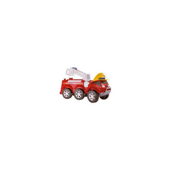 Matchbox Steer & Store Fire Truck