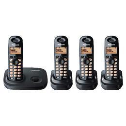 Panasonic KX-TG7304EB Quad Reviews