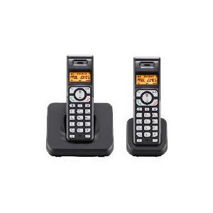 Photo of Tesco ARC211 Cordless Digital Telephone Twin Pack Landline Phone