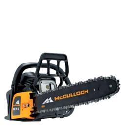 McCulloch Mac 7-38 Petrol Chainsaw Reviews