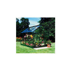 Photo of 8X6 Greenframe Greenhouse Toughened Glass Greenhouse