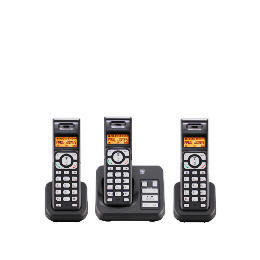 Tesco ARC412 Cordless Digital Telephone Triple Pack with answering machine Reviews