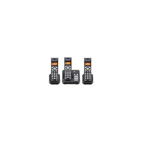 Tesco ARC412 Cordless Digital Telephone Triple Pack with answering machine