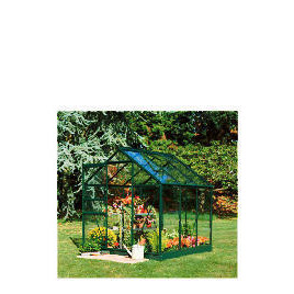6x6 Greenframe Greenhouse Toughened Glass Reviews