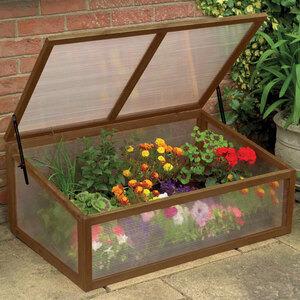 Photo of Gardman Wooden Cold Frame Garden Equipment