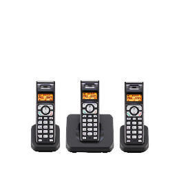 Tesco ARC212 Cordless Digital Telephone Triple Pack Reviews