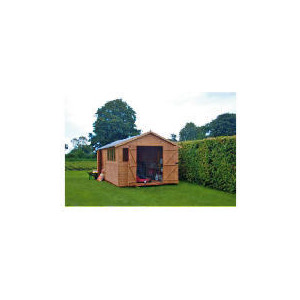 Photo of Walton 15X10 OSB Workshop Shed