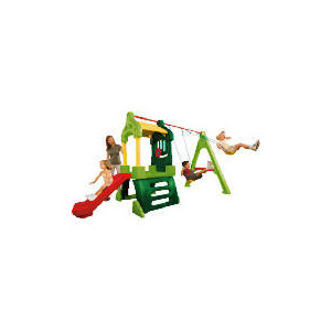 Photo of Little Tikes Clubhouse Swing Set Toy