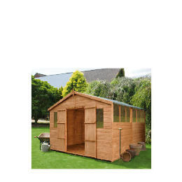 Walton 10x10 OSB Workshop Reviews