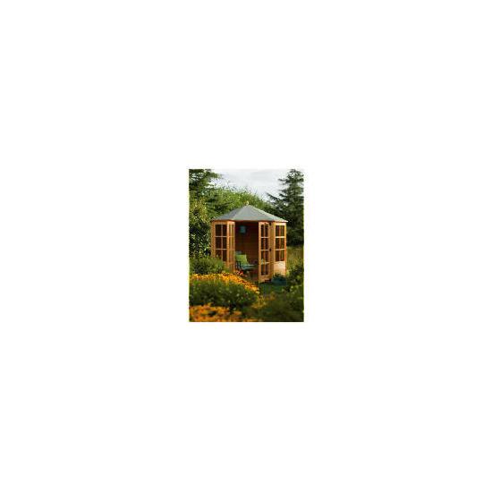 Ryton Octagonal Summerhouse 8x8
