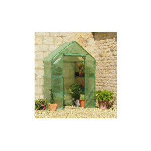 Photo of Compact Walk-In Greenhouse Greenhouse