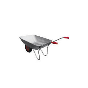 Photo of Tesco Galvanised Wheel Barrow Garden Equipment