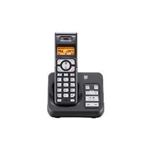 Photo of Tesco ARC410 Cordless Digital Telephone With Answering Machine Landline Phone