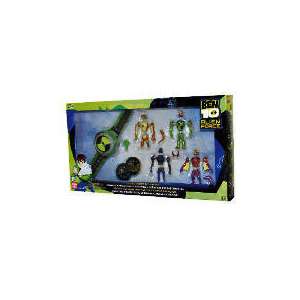 Photo of Ben 10 Alien Force Action Set Exclusive Toy