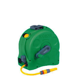 Hozelock Compact Enclosed Reel 25m Reviews