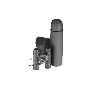 Photo of Tesco Binocular & Flask 0.5L Set Binocular