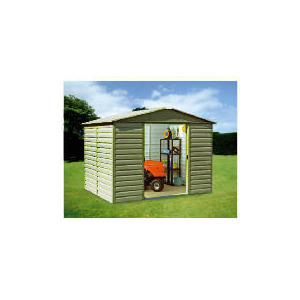 Photo of Yardmaster 10X12  Metal Shiplad Shed Shed