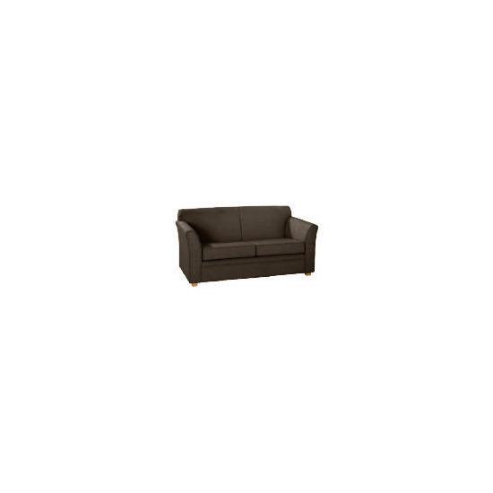 Camden Large Sofa, Chocolate