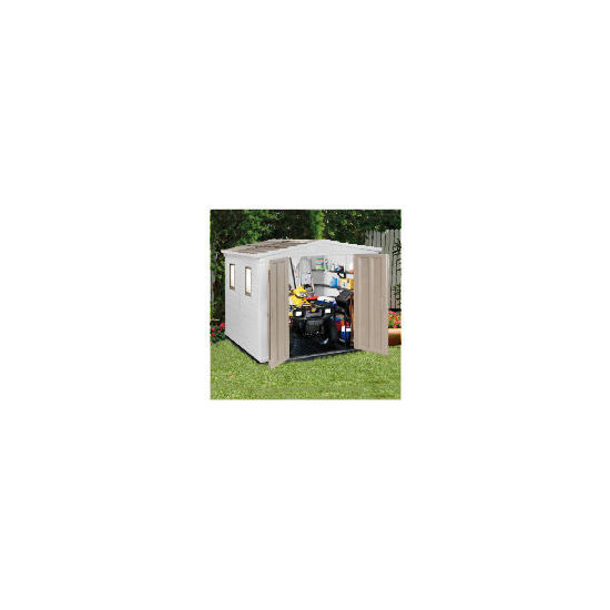 Keter 8x8 Apex Shed