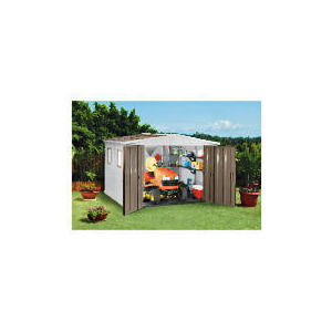 Photo of Keter 8X10 Apex Shed Shed