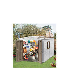 Fortis 8x11 Apex Shed Reviews