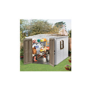 Photo of Fortis 8X11 Apex Shed Shed