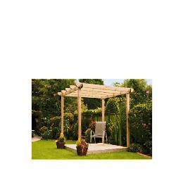 Garden Inspirations Single Deck and Pergola Kit Reviews