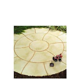 Living Stone Travertine Circle Kit Reviews